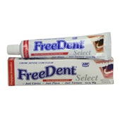 Creme Dental Select 90g 1UN Freedent