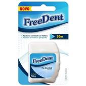 Fio Dental 50m 1UN Freedent
