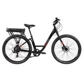 Bicicleta Elétrica E-Vibe Urbam Aro 27,5 Preta Quadro Tamanho Único Ca