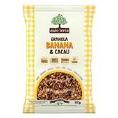 Granola Banana e Cacau 800g Mãe Terra