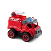 City Machine - Caminhão de Bombeiros Esguicho - BR1085 Multikids