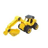 City Machine Escavadeira de Construção BR1080 Multikids