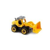 City Machine - Trator de Construção - BR1081 Multikids