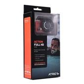 Câmera de Ação Action Full HD 1080P DC190 1 UN Atrio