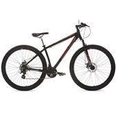 Bicicleta Mercury HT 29 Aro 29 Preto Fosco 1 UN Houston
