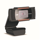Webcam HD 720p Preto WB-70BK 1 UN C3Tech