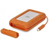 HD Externo Portátil Rugged 4TB USB-C/Thunderbolt  Lacie