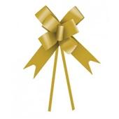 Laço Pronto Liso Ouro 23mm 1 UN Cromus