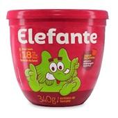 Extrato de Tomate Pote 340g 1 UN Elefante
