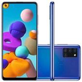Smartphone Galaxy A21S 6.5