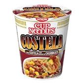 Cup Noodles Sabor Costela com Molho de Churrasco Nissin