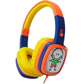 Headphone Cartoon Kids com Fio Colorido HP302 1 UN Oex
