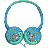 Headphone Robôs com Fio Colorido HP305 1 UN Oex