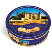 Danish Style Butter Cookies 340g Santa Edwiges