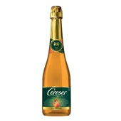 Sidra Pêssego 660ml Cereser