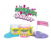 Kimeleka Slime Butter Cores Sortidas 130g 1 UN Acrilex