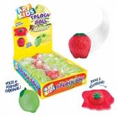 Splash Ball Frutas Sortido 1 UN Acrilex