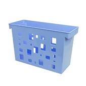 Caixa Arquivo Arco Íris Azul Tom Pastel 1 UN Dello