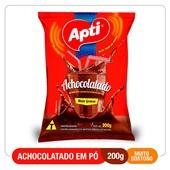 Achocolatado em Pó 200g Apti