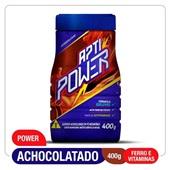 Achocolatado em Pó Power 400g Apti