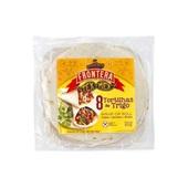 Massa de Trigo para Tortilha 320g 1 UN Frontera