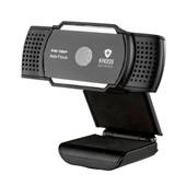 Webcam 1080P Foco Automático KROSS ELEGANCE KE-WBA1080P