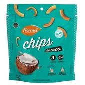 Chips de Coco 20g 1 UN Flormel