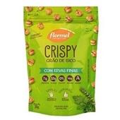 Crispy Grão de Bico com Ervas Finas 30g 1 UN Flormel