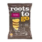 Chips de Batata Doce Sabor Teriyaki 45g Roots To Go