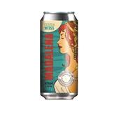 Cerveja Madalena Weiss Lata 473ml