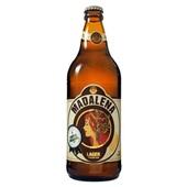 Cerveja Madalena Lager Premium Garrafa 600ml