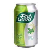 Chá Verde com Limão Lata 330ml Feel Good