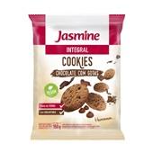 Cookie Integral Chocolate com Gotas 150g 1 UN Jasmine