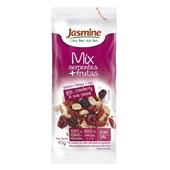 Mix Sementes e Frutas 40g 1 UN Jasmine