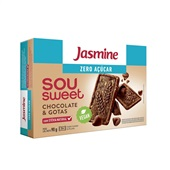 Sou Sweet Zero Chocolate e Gotas 90g CX 3 UN Jasmine