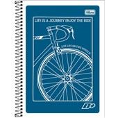 Caderno Universitário Capa Flexível 96 FL D+ G 1 UN Tilibra