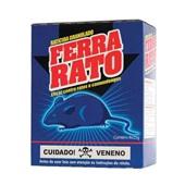 Raticida Granulado 1 UN 100g Ferra Rato