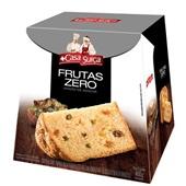 Panettone Frutas Zero Adição de Açúcar 400g Casa Suíça