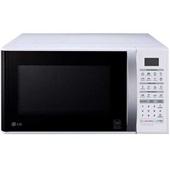 Micro-ondas com Puxador na Porta 30L Branco 220V 1 UN LG