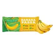 Banana Passa Vegana sem Glúten 1 UN Banana Brasil