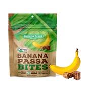 Bites Banana Passa Orgânico 1 PT 50G Banana Brasil