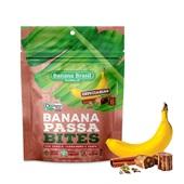 Bites Banana Passa Vegano Especiarias 1PT 50G Banana Brasil