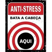 Placa Decorativa Anti-Stress 1 UN Sinalize