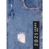 Agenda 2021 Jeans A 123x166mm 112 FL Tilibra