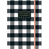 Planner 2021 West Village A 135x192mm 80 FL Tilibra