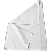 Pano de Limpeza 45x70 Borda Verde PT 50 UN Sacaria Ouro Branco
