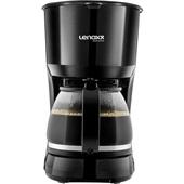 Cafeteira Elétrica Grand Coffee 220V Preto 1 UN Lenoxx
