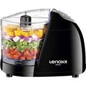 Processador Alimentos Mini Pratic 350ml 127V Preto Lenoxx