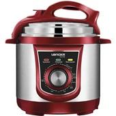 Panela Elétrica Pressão Multi Red 3L 127V Vermelho 1 UN Lenoxx
