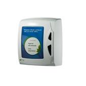 Dispenser para Papel Higiênico Rolão 500m Branco 1 UN Fortcom